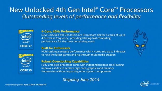 Intel's Push to Enthusiasts: Soldered CPUs and 6 9 GHz Overclocks