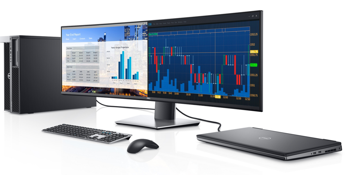 Dell U4919DW Curved Display Unveiled: 49 Inches, 5120x1440