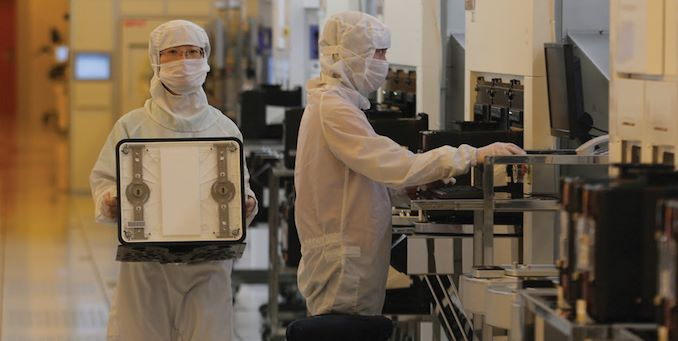 Samsung's 7nm Starts Chip Production for Faster Silicon