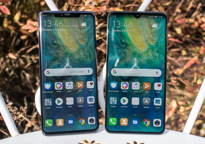 The Mate 20 & Mate 20 Pro Review: Kirin 980 Powering Two