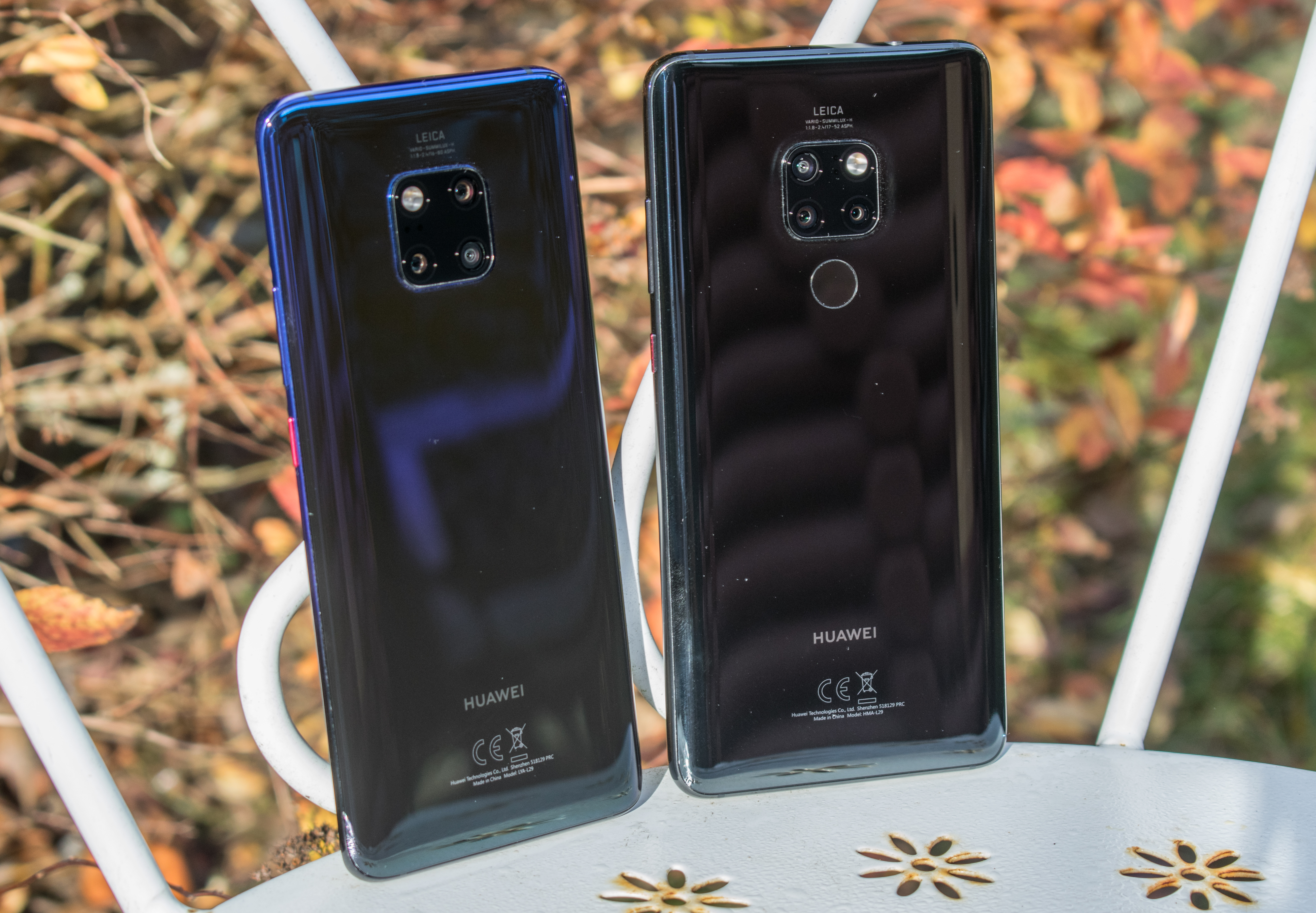 The Mate 20 & Mate 20 Pro Review: Kirin 980 Powering Two Contrasting