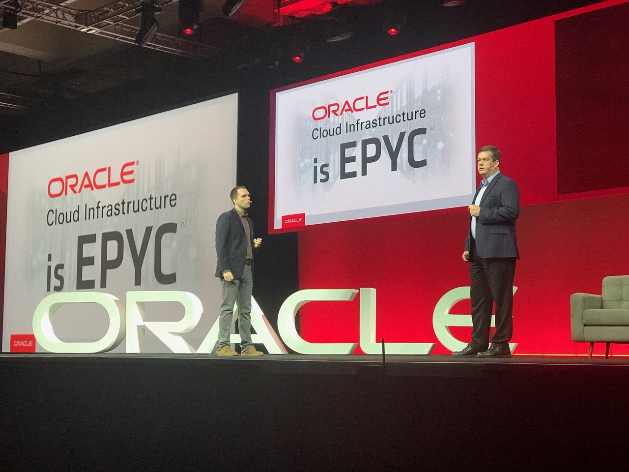 Oracle Cloud Infrastructure gets new security services