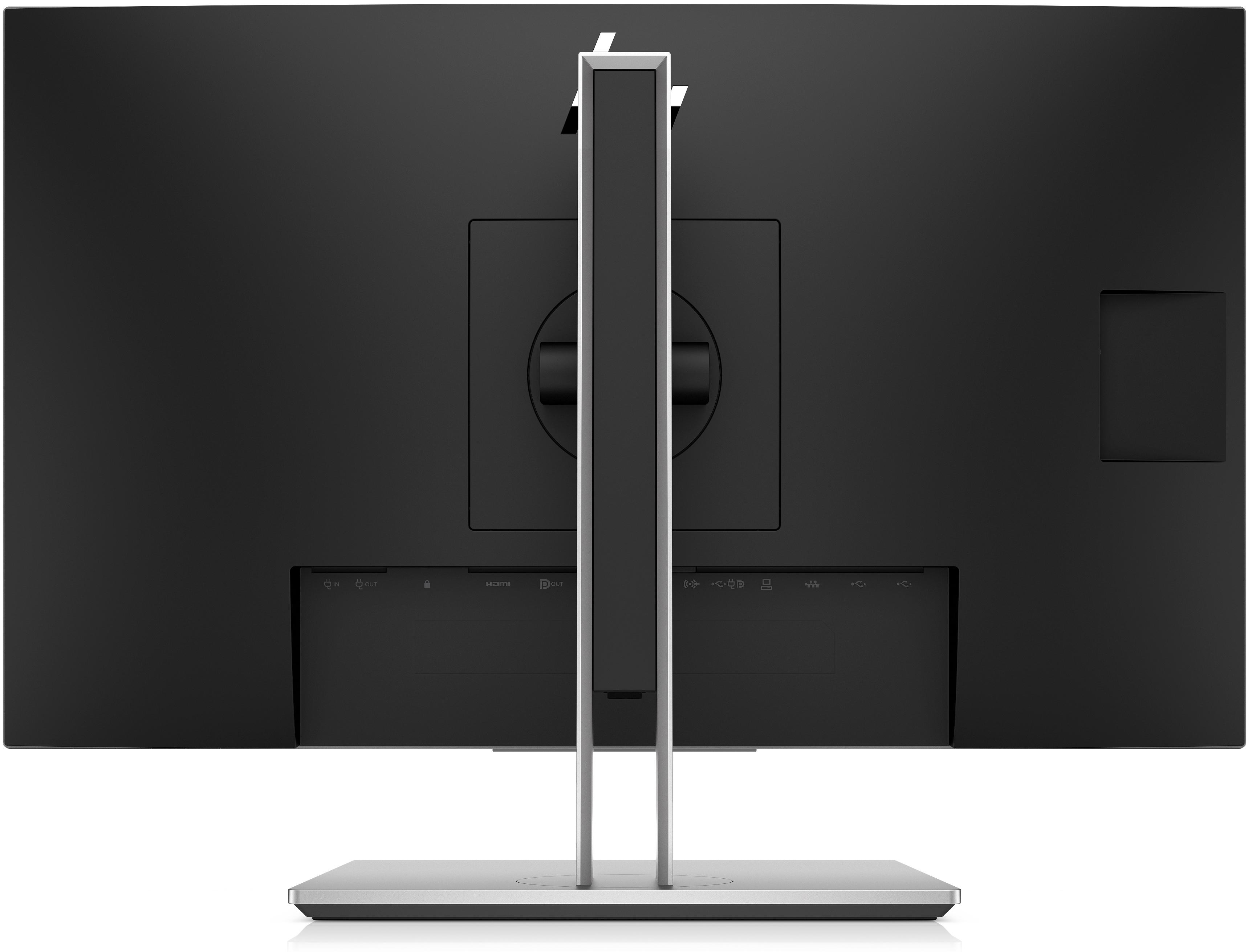 HP Unveils EliteDisplay E243d Docking Display with Webcam, GbE