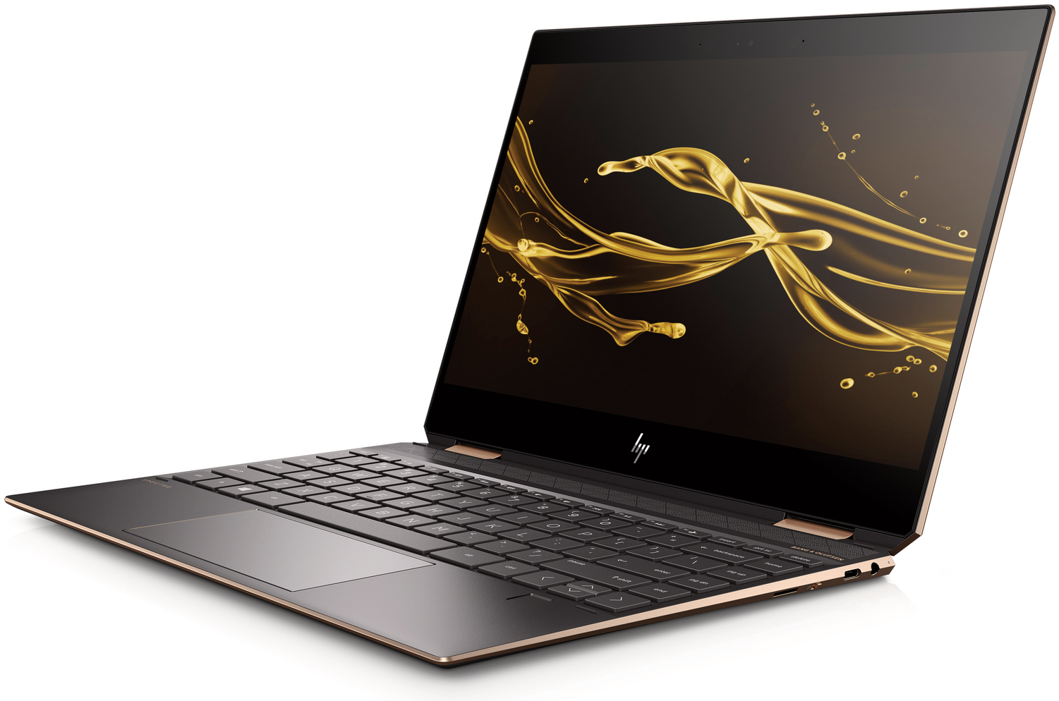 HP Launches Ultra-Thin HP Spectre 13 x360: Quad-Core i7