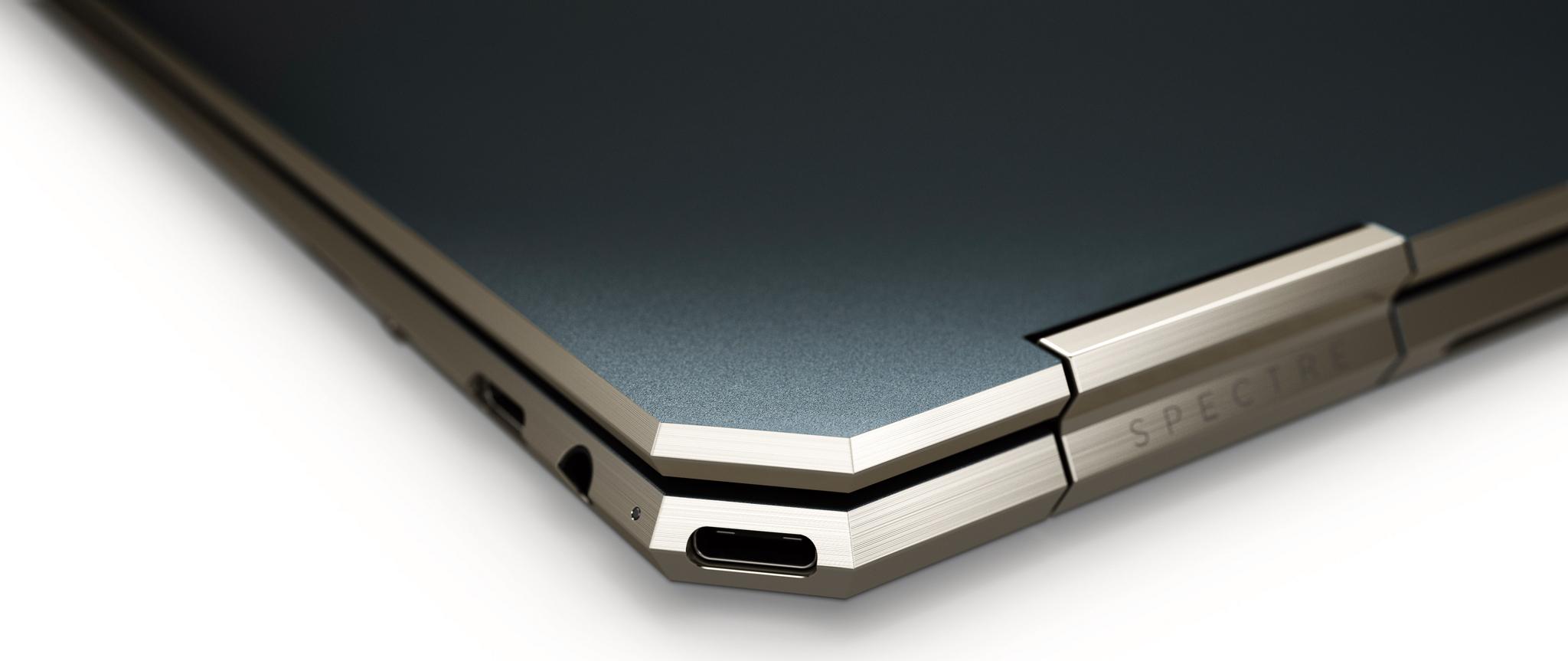 HP Launches Ultra-Thin HP Spectre 13 x360: Quad-Core i7