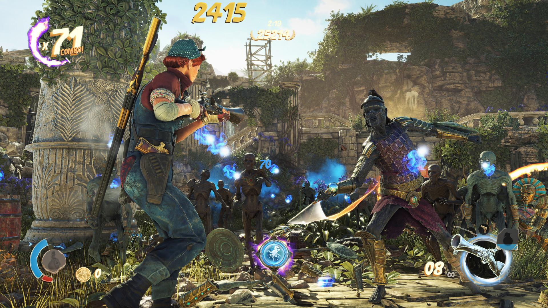 Gaming: Strange Brigade (DX12, Vulkan) - The AMD