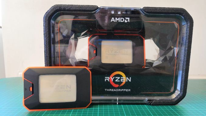 The AMD Threadripper 2 CPU Review: The 24-Core 2970WX and 12