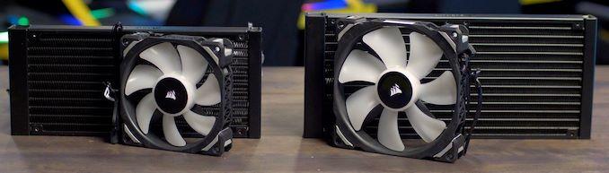 Corsair Unveils Hydro H100i & Hydro H115i RGB Platinum LCSes with