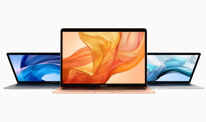 e2666d3efee This morning at a keynote in New York City, Apple took the wraps off of  their latest notebook update, the 2018 MacBook Air. The entry-level member  of ...