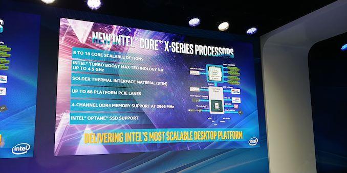 Intel Core i9-9980XE Processor Review: Refresh until Hertz