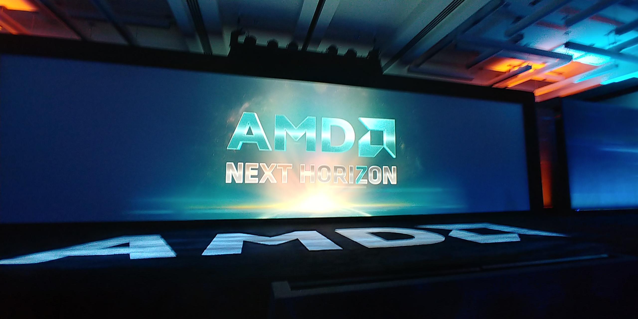AMD Next Horizon Live Blog: Starts 9am PT / 5pm UTC