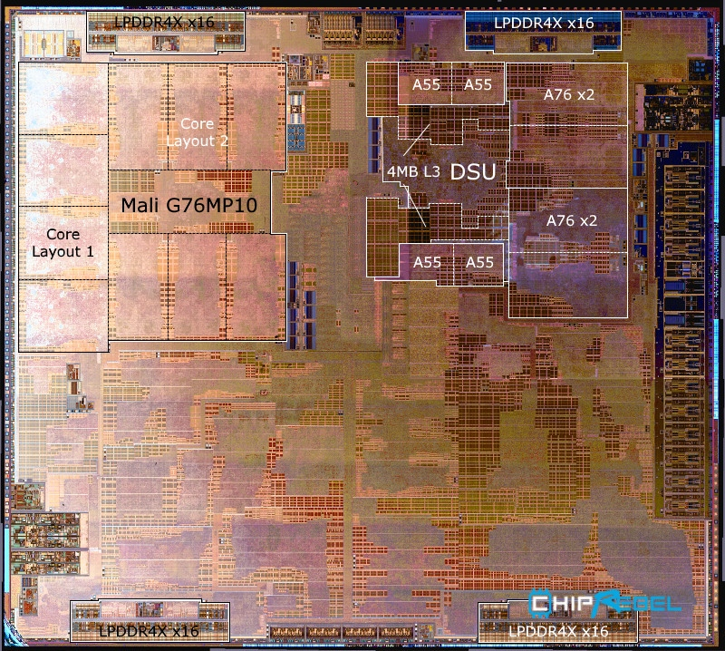 Samsung 7nm Euv Vs Tsmc 7nm