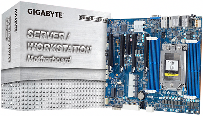 AMD EPYC for ATX Workstations: GIGABYTE MZ01-CE0 & MZ01-CE1