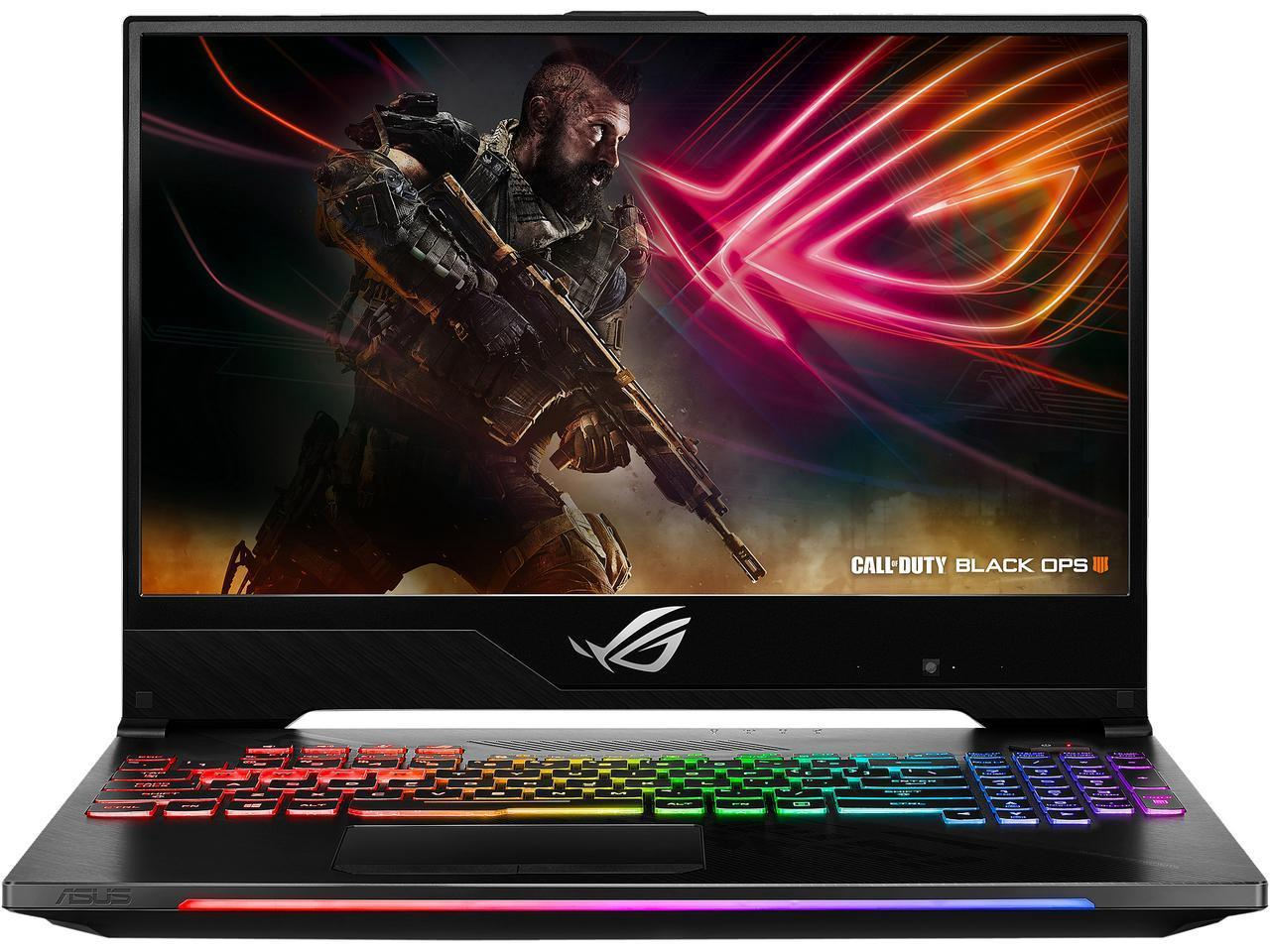 Best Gaming Laptops Holiday 2018