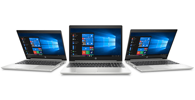 HP Launches ProBook 400 G6 Series: Thinner & Sleeker Workhorses