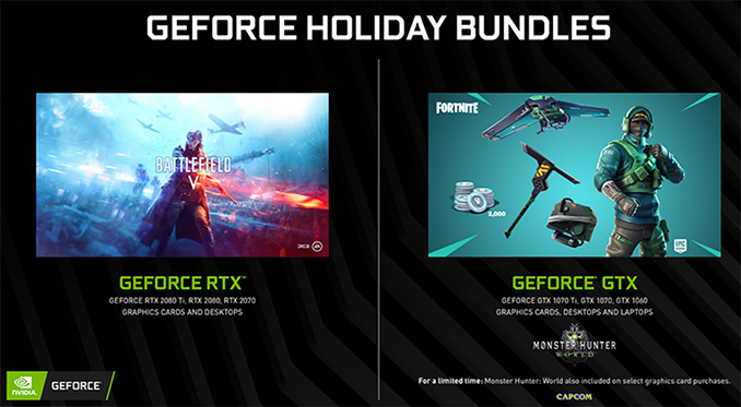 NVIDIA Announces GeForce Video Card Game Bundles for Holiday Season