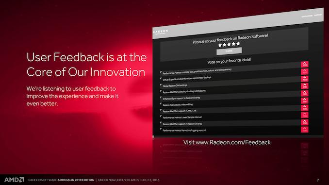 AMD releases next generation Radeon Software Adrenalin 2019