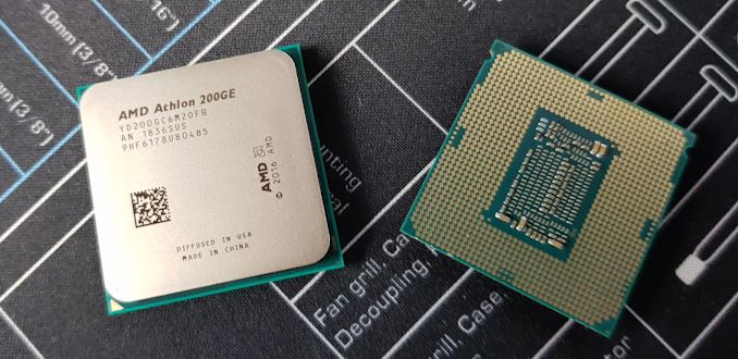 The $60 CPU Question: AMD Athlon 200GE or Intel Pentium