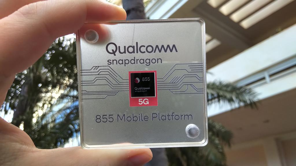 Qualcomm Tech Summit, Day 2: Snapdragon 855 Mobile Platform