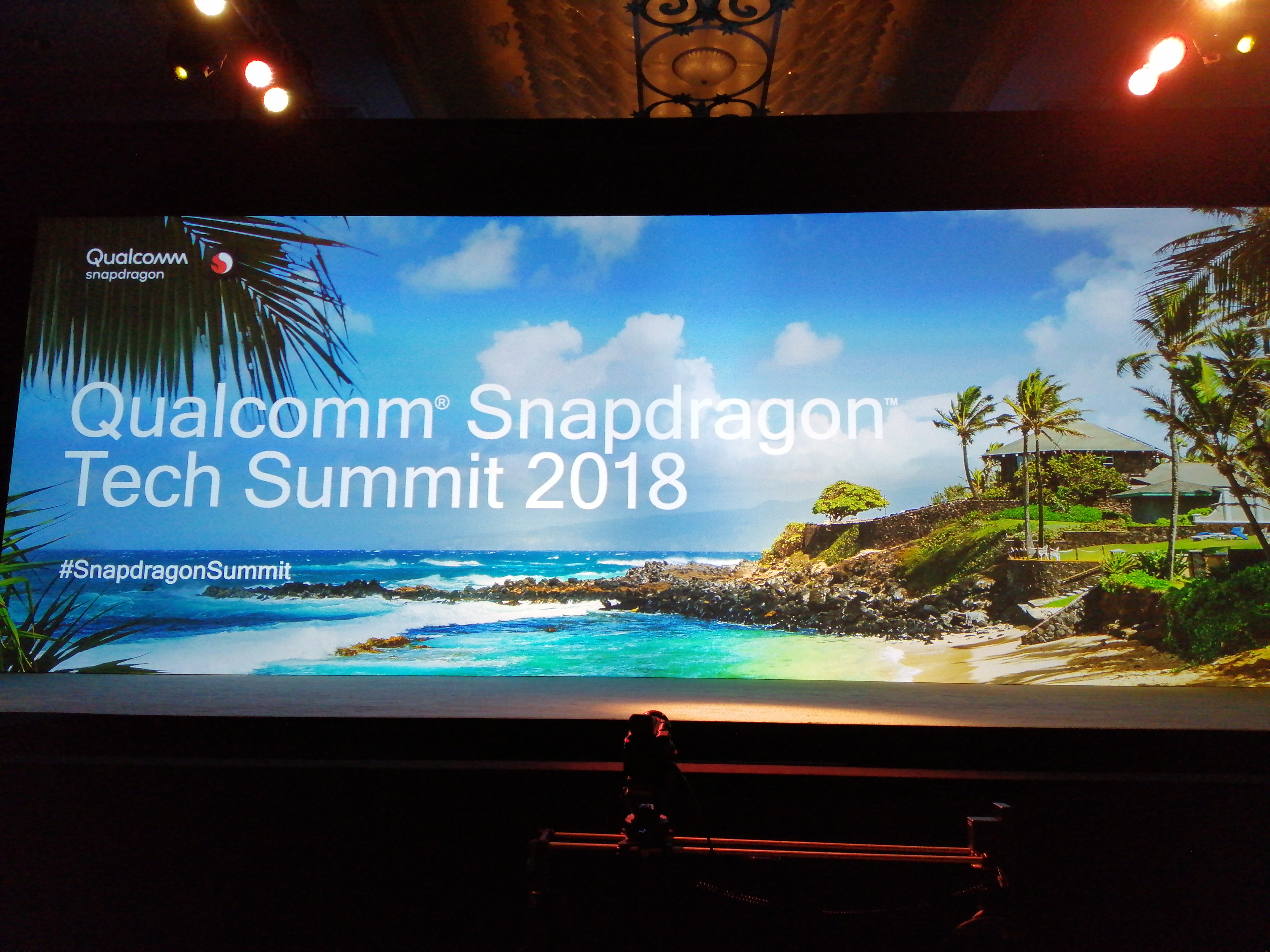 Qualcomm Tech Summit, Day 1 Live Blog (Starts at 2pm ET)