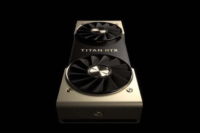 NVIDIA Unveils Flagship Titan RTX Video Card