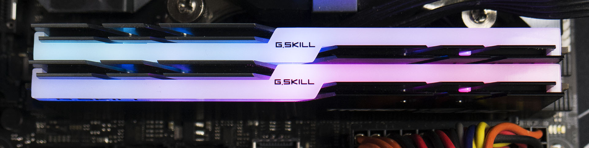 G Skill TridentZ RGB DC Overview - Double Height DDR4: 32GB