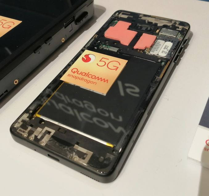 A Quick Look at Qualcomm's 5G Smartphone Reference Design