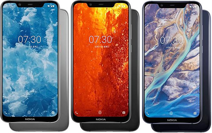 Nokia 8.1 Unveiled: Elegant Phone with 6.18-Inch Display, 20MP Selfie Cam, Zeiss Optics