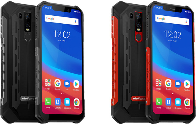 Ulefone Armor 6 Rugged Smartphone: 6 2-Inch IP68 with 5000 mAh