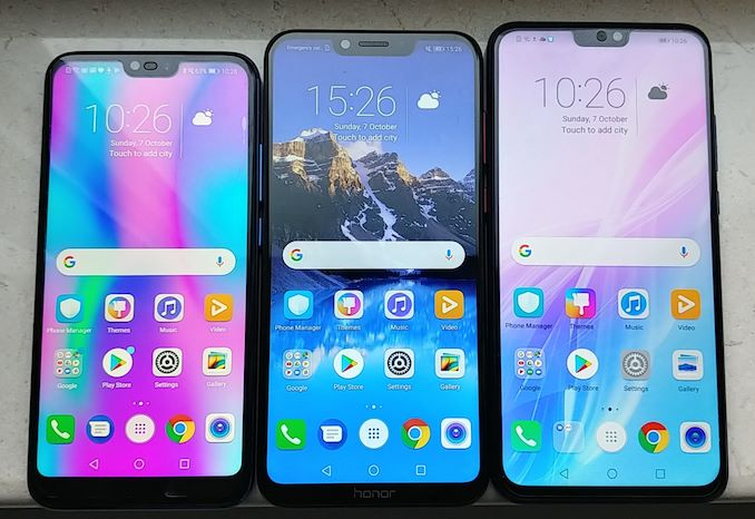 Huawei Hits 200 Million Smartphone Sales in 2018