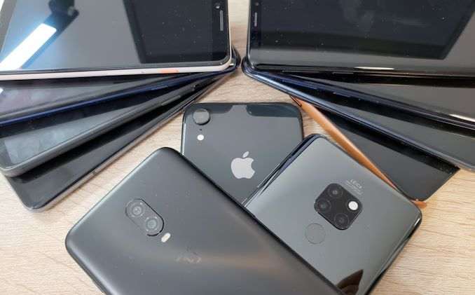 AnandTech Year In Review 2018: Flagship Mobile