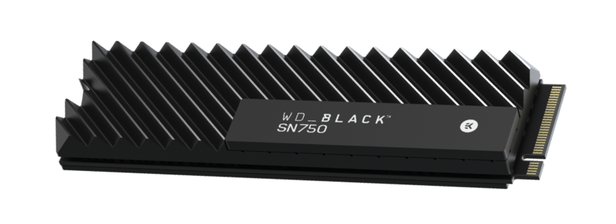 The Western Digital WD Black SN750 SSD Review: Why Fix What