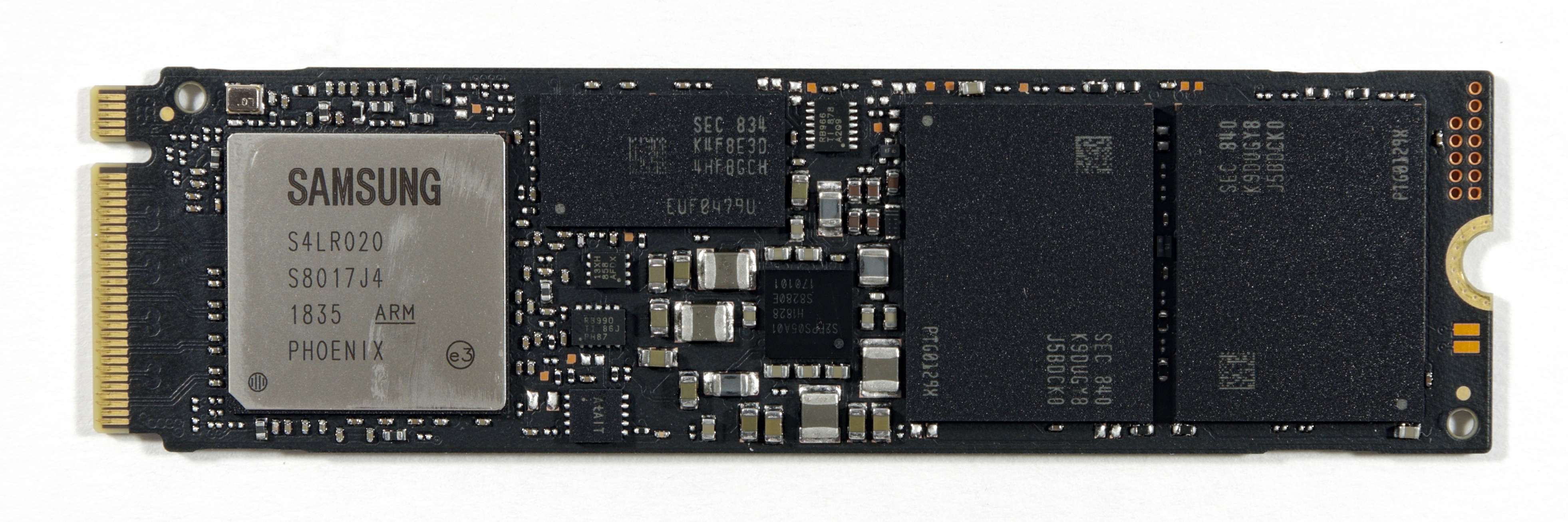 The Samsung 970 EVO Plus (250GB, 1TB) NVMe SSD Review: 96-Layer 3D NAND