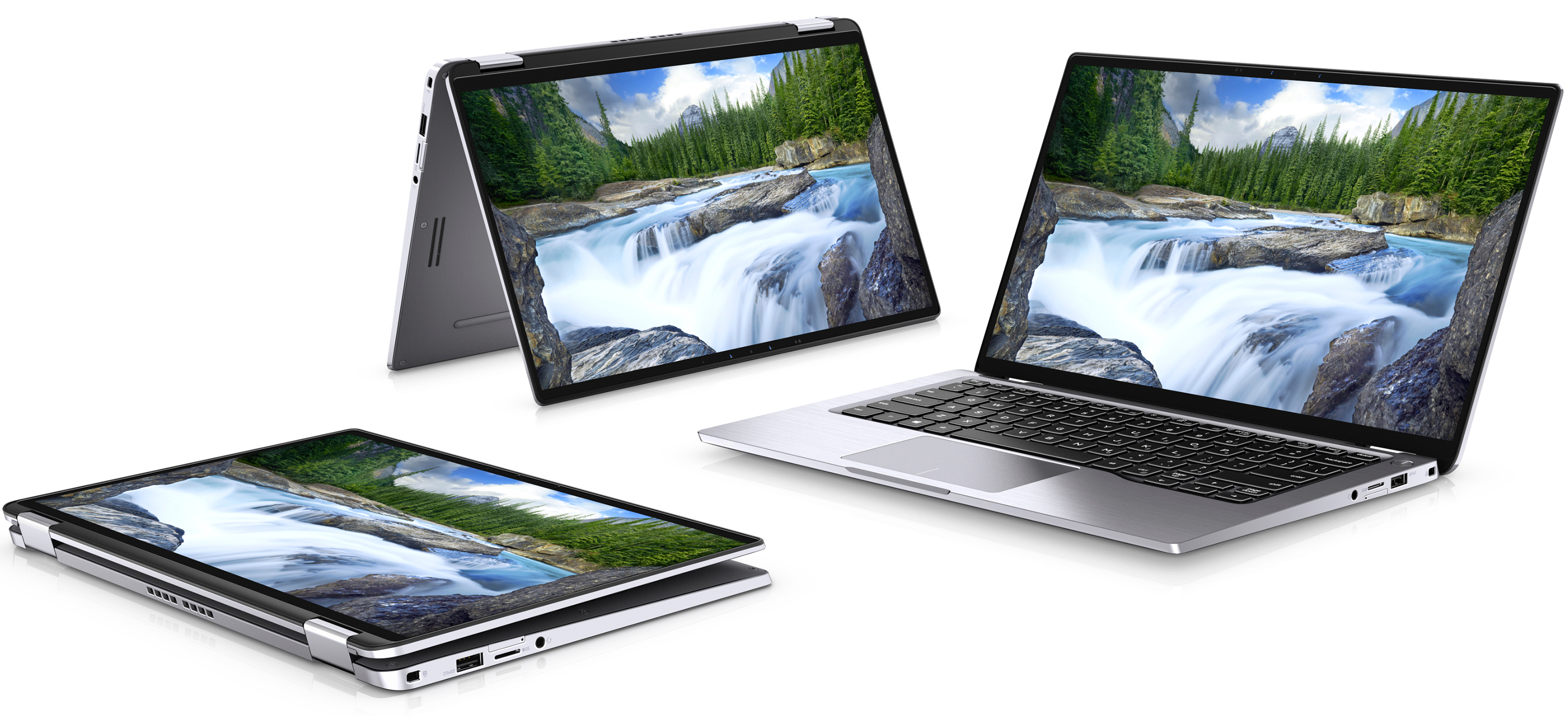 Dell at CES 2019: Latitude 7400 2-in-1 with 24hr Battery, Optional