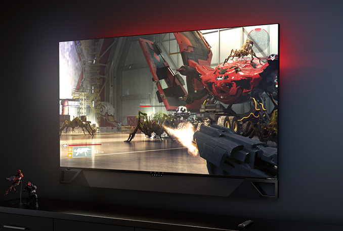 HP at CES 2019: OMEN X Emperium 65-Inch 144Hz G-Sync HDR Monitor