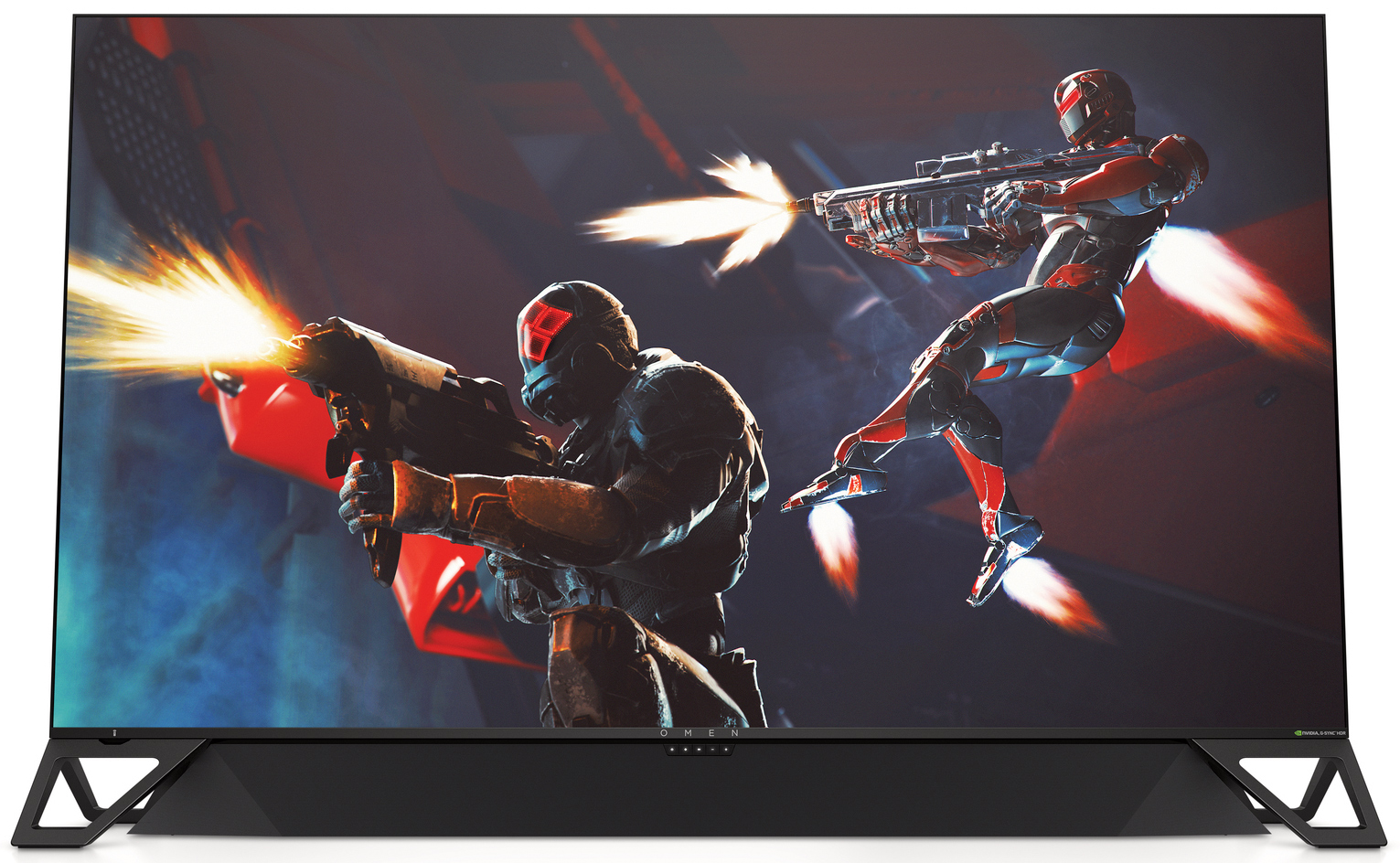 HP at CES 2019: OMEN X Emperium 65-Inch 144Hz G-Sync HDR