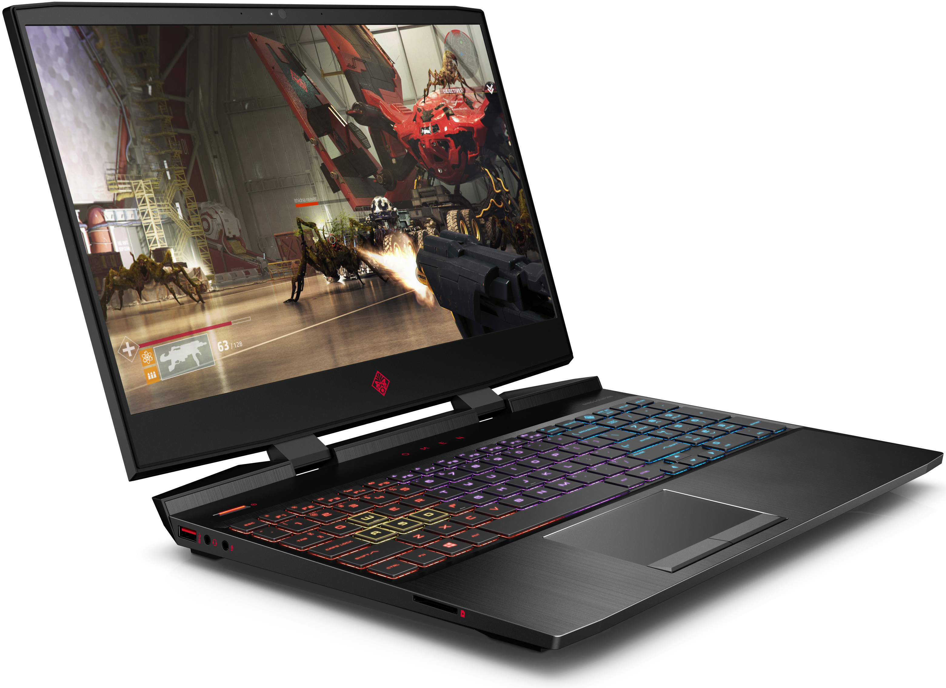 HP at CES 2019: OMEN 15 Laptop Gets 240 Hz Monitor, New