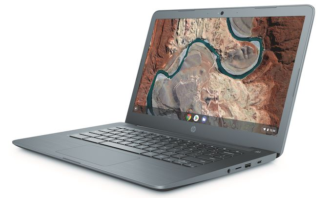 HP at CES 2019: HP Chromebook 14 Combines AMD and Chrome OS