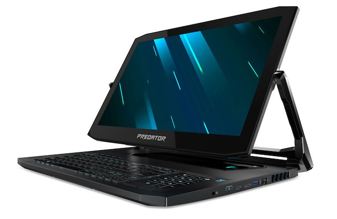 Acer Unveils RTX2080-Powered Predator Triton Gaming Notebooks