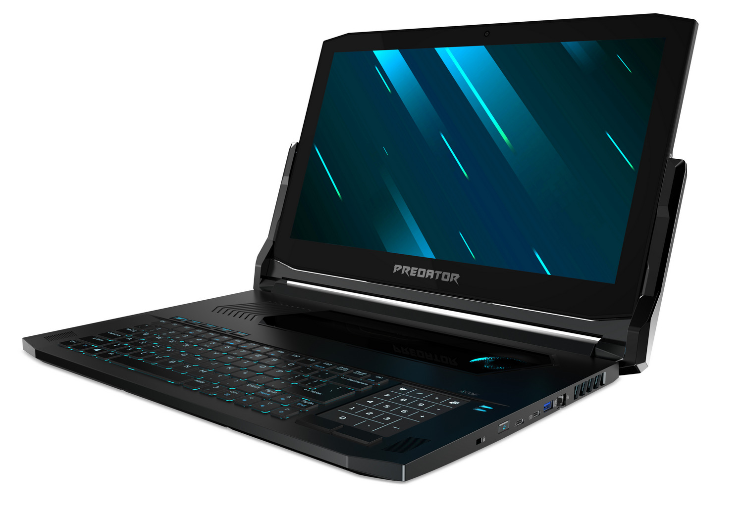 Acer debuts two Predator Triton gaming laptops with GeForce RTX graphics