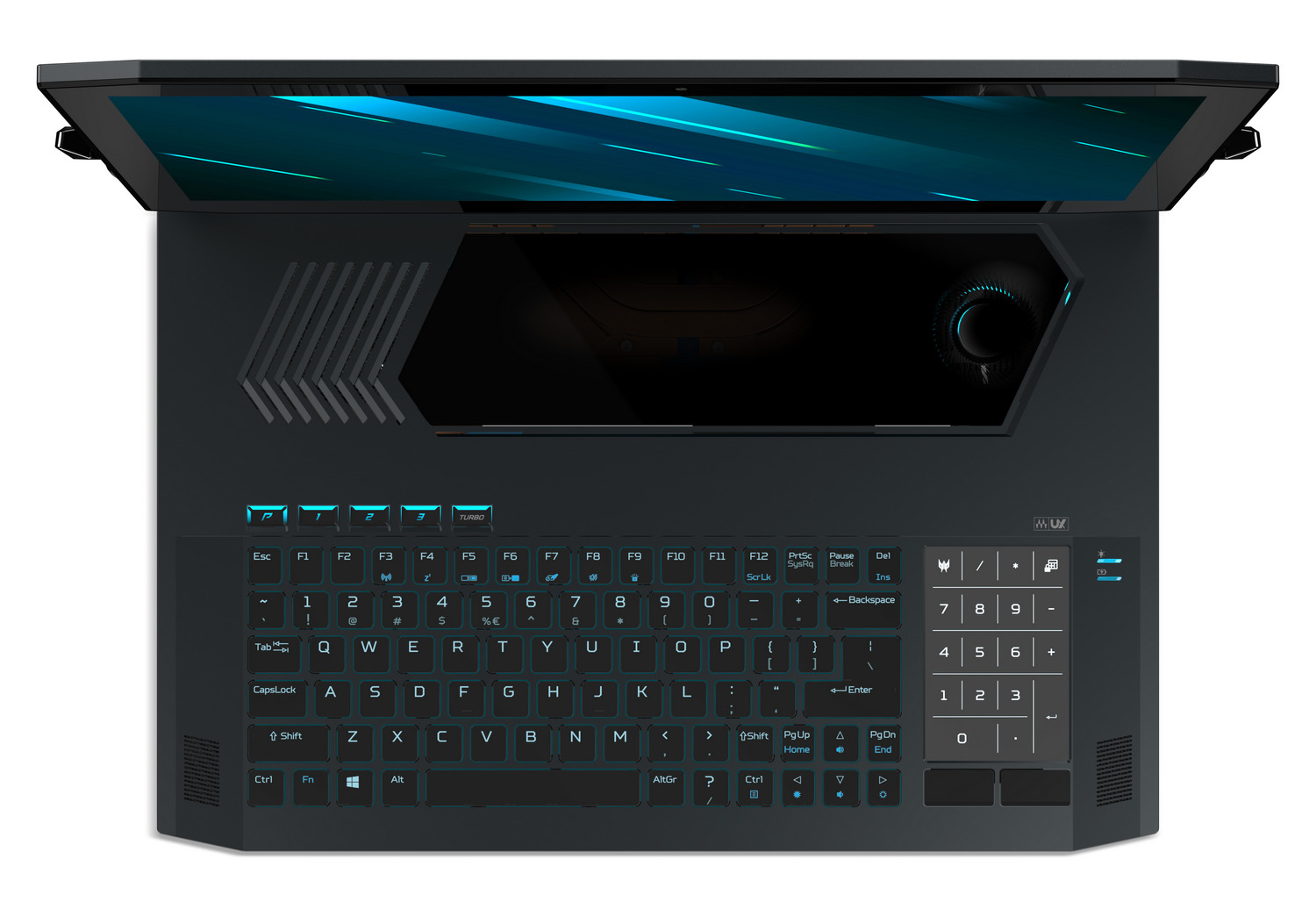 Acer Predator Triton gaming laptops are filled with new hardware