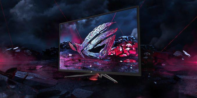 ASUS At CES 2019: ROG HDR Gaming Monitor Lineup - Up to 49-Inch Displays