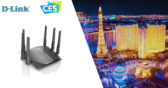 D-Link at CES 2019: Mesh-Enabled Exo Routers and Extenders