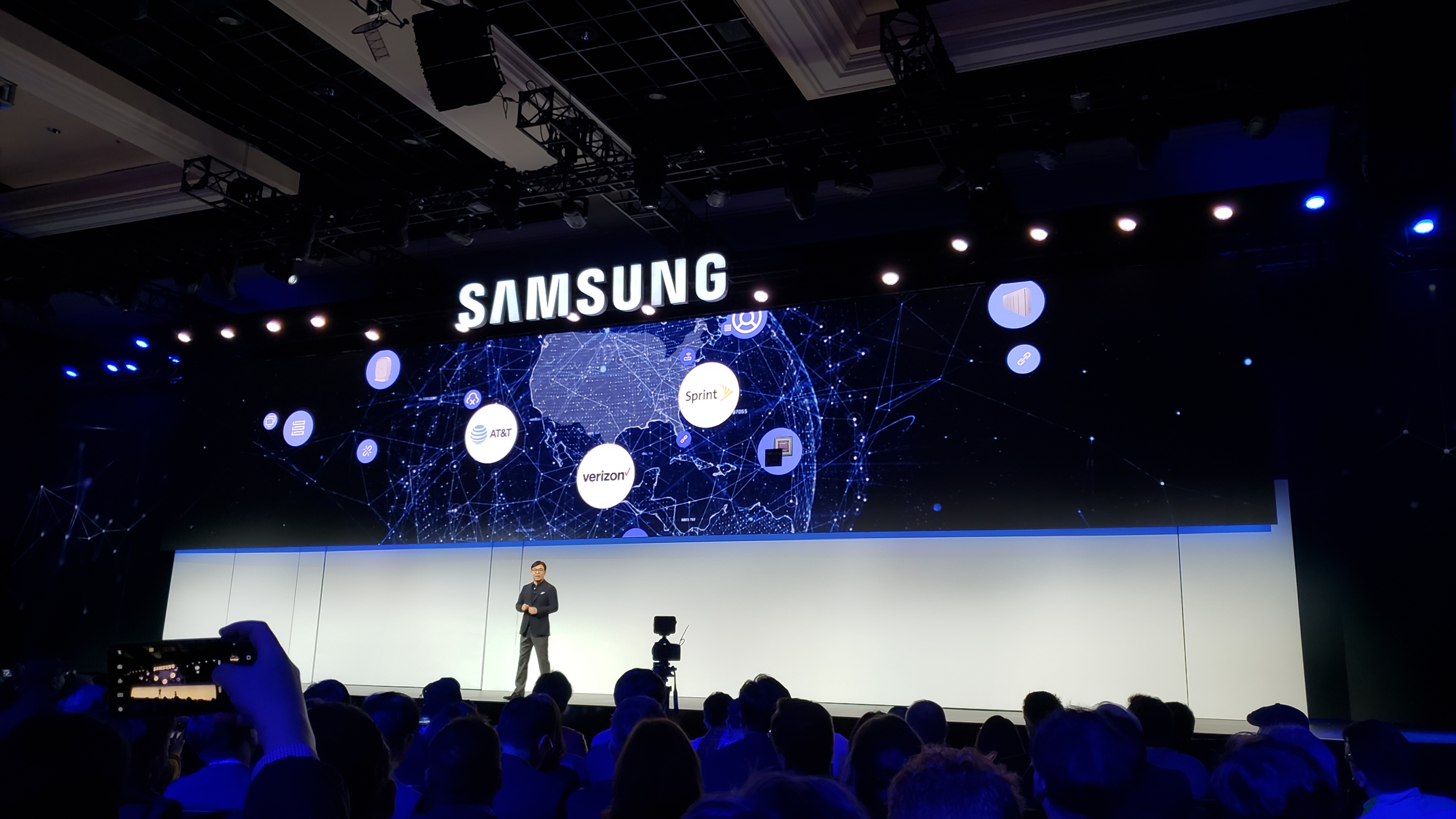 CES 2019: Samsung Press Event (starts 2pm PT, 10pm UTC)