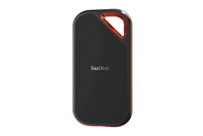 SanDisk's Mainstream Extreme PRO Portable SSD Goes NVMe