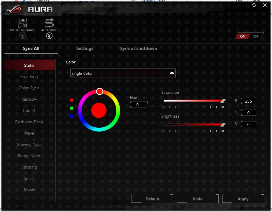 ASUS ROG Z390 BIOS and Software - Tiny at $200: ASUS Z390-I