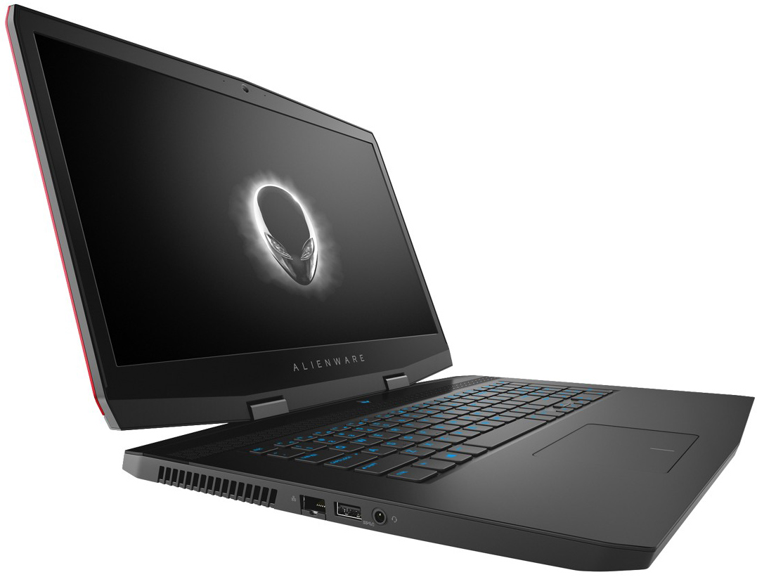 Dell at CES 2019: Alienware m17 Packs Core i9, GeForce RTX