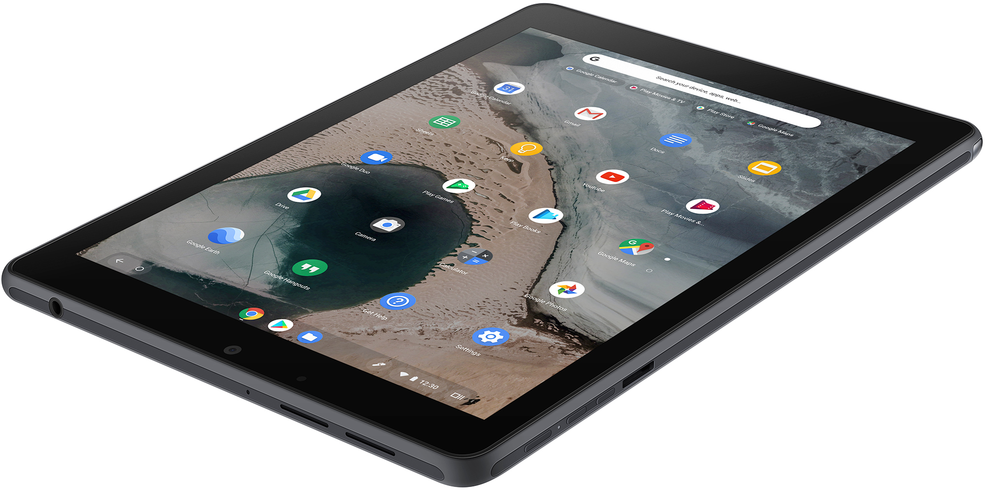 CES 2019: ASUS' Chromebook Tablet CT100 for Education