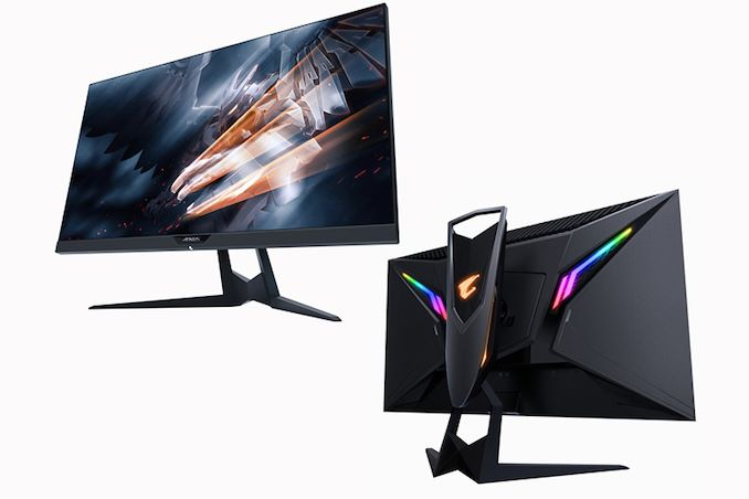 CES 2019: A Monitor from GIGABYTE? The 1440p 144 Hz IPS FreeSync