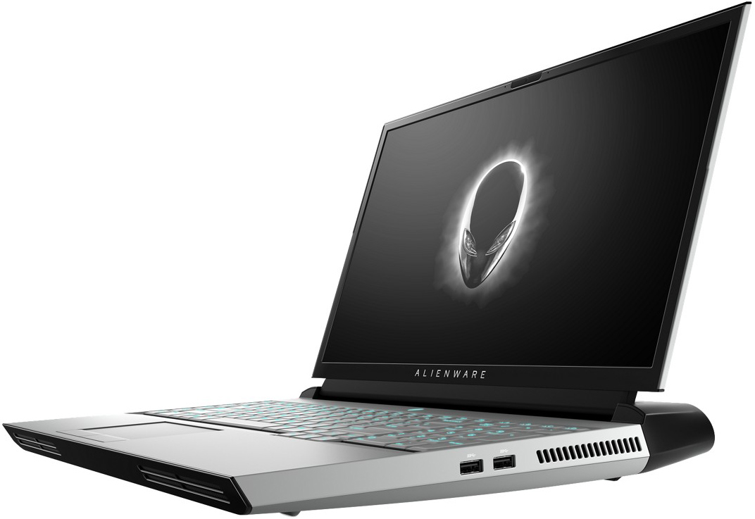 CES 2019: Dell Alienware Area-51m DTR Laptop with Core i9